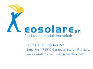 Eosolare - Garaguso Scalo (MT)